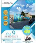Hunian Premium di Perumahan The 9 residence Arumba Malang