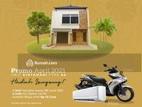 Dijual - 2 Bedrooms Rumah Cibubur, Jakarta Timur, DKI Jakarta