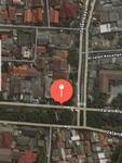 Dijual Tanah Jl. Alu Alu 431m2 Rawamangun  Strategis Bebas Banjir, Buka Usaha,  tepi Jalan Raya