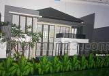 Rumah Baru Mewah Luxury Di Setraduta Grande