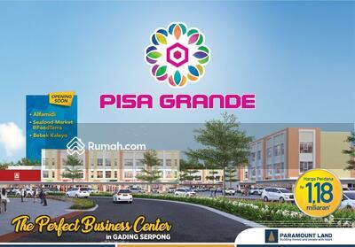 Dijual - Pisa Grande