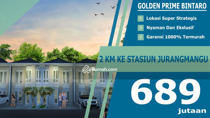 Golden Prime Bintaro Rumah 2Lt Harga Murah Kawasan Bintaro!! Dekat Toll Bintaro #94300160