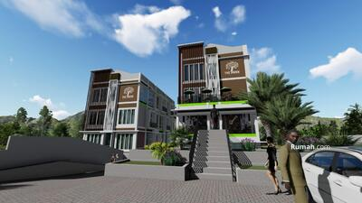 Dijual - Investasi Nyata, Potensi Income 4-5JT/Bulan/Unit, 900m Dari Kampus IPB, The Green Student Village 2