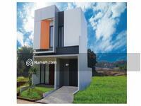 Dijual - Rumah 2 Lantai dengan harga 500 Jutaan, dengan fasilitas CLUB HOUSE di dalam cluster