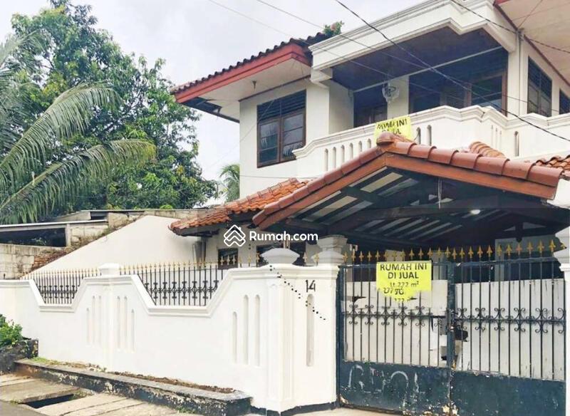 Rumah Di Pancoran Barat, Jalan 2 Mobil, Dekat Triloka #104279434