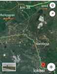Tanah dekat ibukota baru