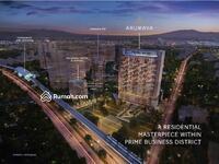 Dijual - Apartemen Arumaya Astra Land dekat MRT Lebak Bulus Jakarta Selatan