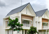 Jual Rumah Summarecon Cluster Amanda Bangunan Baru Murah