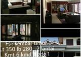 Dijual Rumah Sayap BKR, Regol Bandung