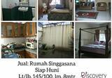 Dijual Rumah Di Singgasana, Bandung