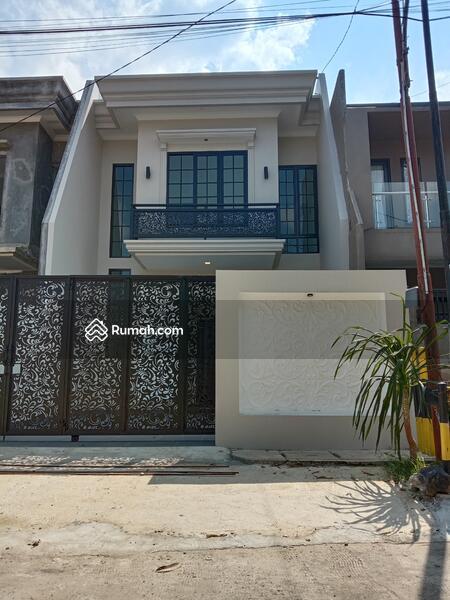 Rumah Baru Dekat ke Jalan Utama #105906878