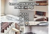 Dijual Rumah Minimalis Furnished Mekar Wangi Bandung