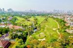 Golf view at Hampton Park 2BR type Fully Furnished. A good place for your stay