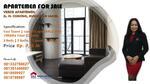 DIJUAL Apartemen 3 Kamar Ber-Gaya RESORT, BONUS Furnish & BALCONY @VERDE, Kuningan Jakarta Selatan