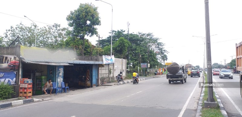 Tanah & Bangunan Jl. Sisingamangaraja Medan Amplas #94970844