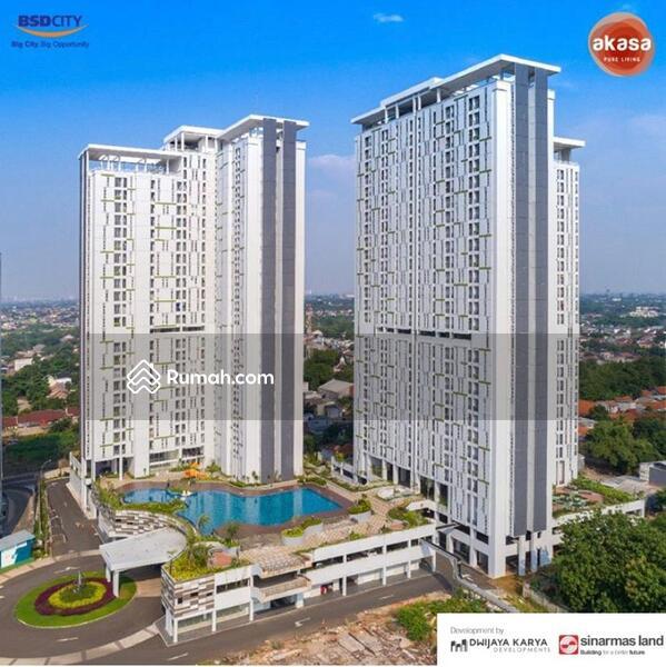 Subsidi DP s/d 7.5% Siap huni Apartemen Akasa Pure Living - BSD City #101624534