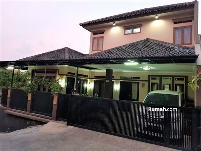 Jual Rumah Lingkungan Asri Ujungberung Bandung #97068574