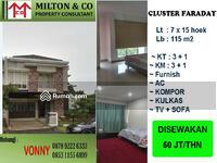 Disewa - 4 Bedrooms Rumah Serpong Summarecon, Tangerang, Banten