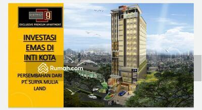Dijual - District 9 Apartment Terbaik di Kota Medan (Sebelah Kampus ITM Medan
