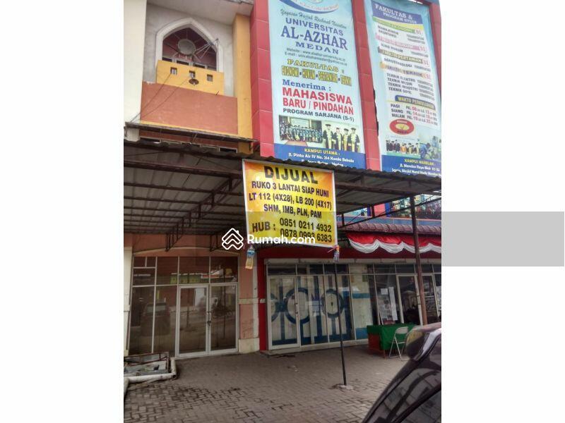Dijual Ruko Strategis di Jalan Marelan Raya, Medan PR1700 #95194784