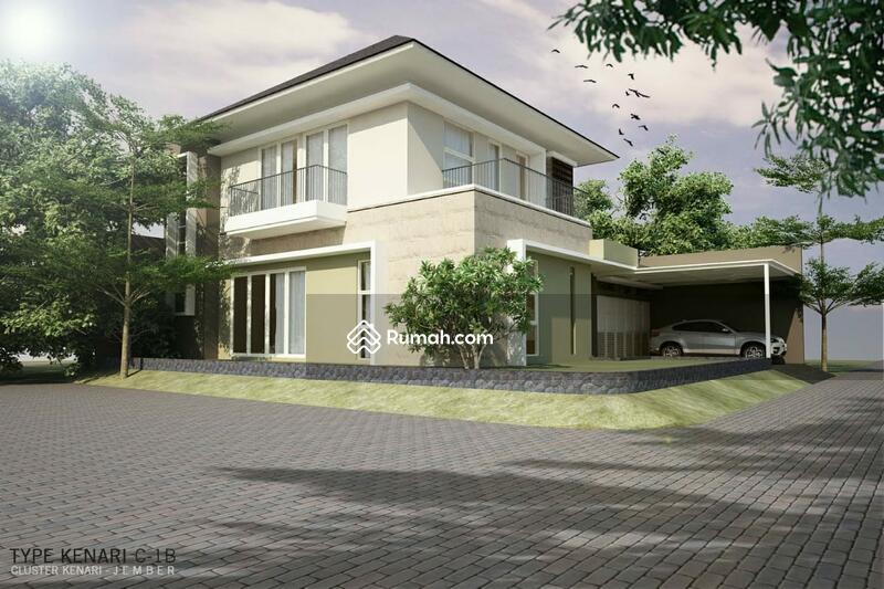Rumah Dijual Di. Jl. Mojopahit Blok Kenari  Jember(Nn) #95299494