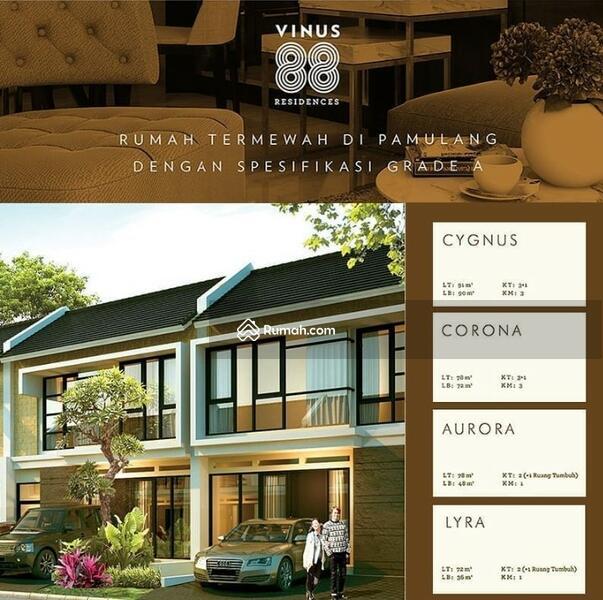 Rumah dengan Spesifikasi Premium! PROMO FREE MEZZANINE & DP 0% #101258984