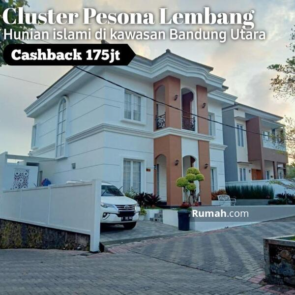 PROMO Rumah Villa Luas di Cluster Islami dkt Setiabudi Regency Lembang #104086488