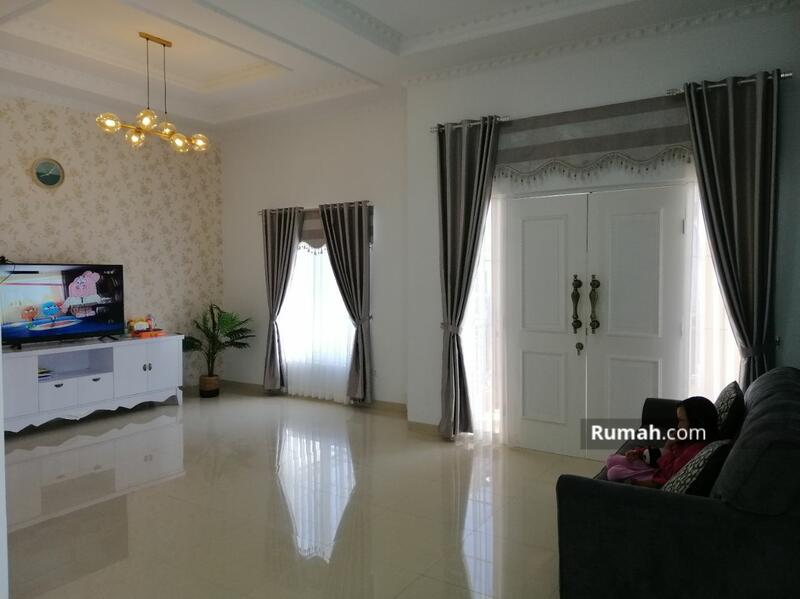 PROMO Rumah Villa Luas di Cluster Islami dkt Setiabudi Regency Lembang #104086526