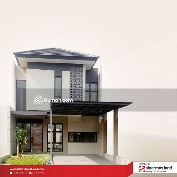 Rumah Vermella 2lt, cicilan dp ringan di Grand Wisata #95556692