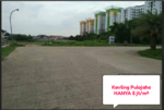 Dijual Tanah Kavling Pulojahe Perumahan Jatinegara Indah 5 Menit Ke Stasiun KRL Buaran Jakarta Timur