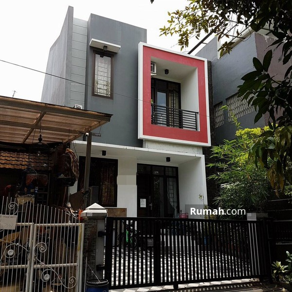 Rumah minimalis komplek cluster kelapa gading luas 112 m2, hadap timur Harga Murah - ukuran 7x16 #95710816