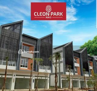 Dijual - RECOMMENDED Ruko 3lantai 5x15 Brand New Siap Pakai Cleon Park JGC Jakarta Garden City Cakung