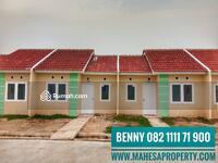 Dijual - Rumah Ready stock strategis 20 menit dari stasiun Bekasi