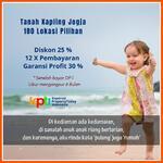 DP Lunas, Libur Cicil 6 Bulan, Lokasi Area Kek Jl Daendles Barat Yia