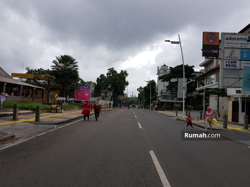 Rumah Asri Kemang Lokasi Sangat Strategic Bebas Banjir Cocok Buat Usaha Di Jalan Raya Kemang Jakarta #95929916
