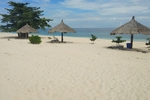 Tanah dekat pantai Mananga Aba