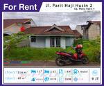 Disewa Rumah Jl. Parit Haji Husin 2 Komplek wana bakti 4