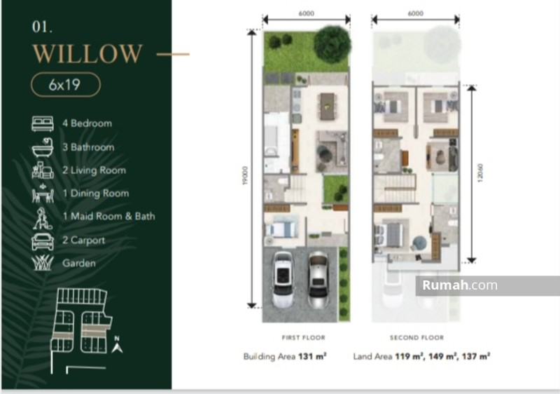 Fortunia Residences #96098304