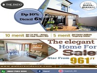 Dijual - The Patio Residence