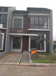 Rumah Disewakan di Cinere, 2Lt, Hoek, Siap Huni, dlm Cluster di Jl. Bandung