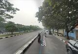 Dijual cepat tanah lebar muka 21 meter di mainroad Sukarno Hatta