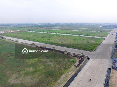 Disewa - S. E. W. A Jangka Panjang Tanah u/ Pabrik / Open Yard Dekat Jakarta (Belakang Bandara Soekarno-Hatta)