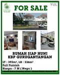 Dijual Rumah Kawasan Elite! Kota Baru Parahyangan
