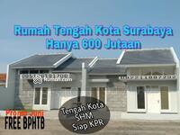 Dijual - Langka! Rumah Tengah Kota 6 menit ke UBAYA Tenggilis, area Jemursari Margorejo Prapen