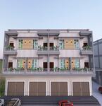 Ruko 3½ Lantai Full Beton Pusat Kota