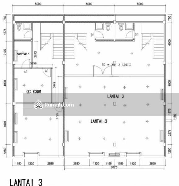 Ruko 3 lantai gandeng 3 lebar 15m Ciputat Raya kebayoran lama Jakarta Selatan #96457152