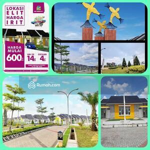 Dijual - Rumah elit harga irit Bukit Cimanggu City Bogor