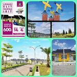 Rumah elit harga irit Bukit Cimanggu City Bogor