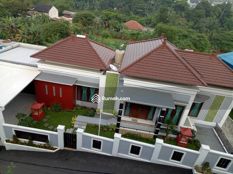 Rumah Serasa di Villa dgn Halaman Luas di Jl Lembah Pasir Cijantung 4 JakTim #96705392