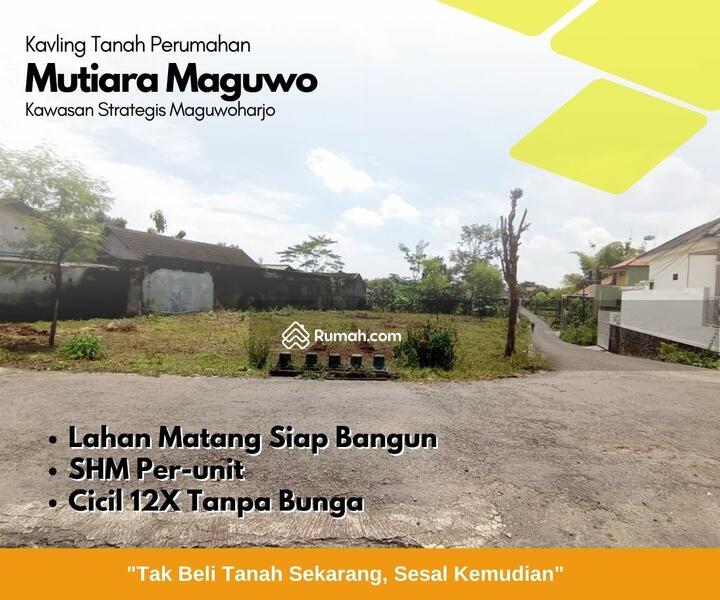 Area Strategis Maguwoharjo, Kavling Tanah 1,5 KM Ringroad Utara #109236292